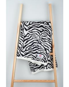 Kocyk bawełniany Safari Zebra