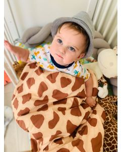 Pościel z wypełnieniem żyrafa