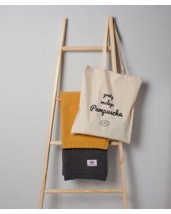 torba bawełniana ''Graty małego Pampuszka''